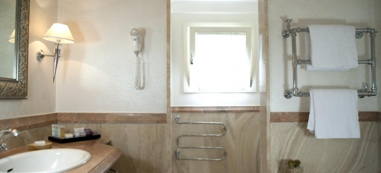 Hotel Terme Di Saturnia Spa & Golf Resort: Bathroom SATURNIA - GROSSETO