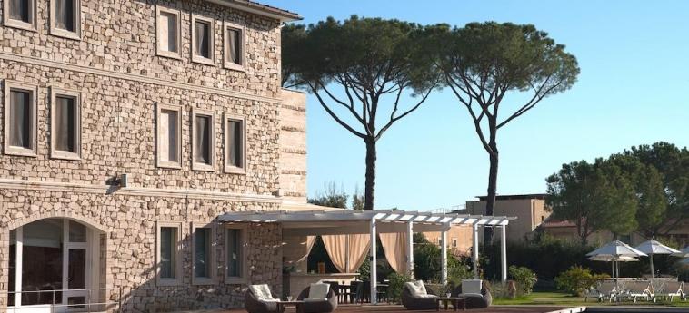 Hotel Terme Di Saturnia Spa & Golf Resort: Garden SATURNIA - GROSSETO
