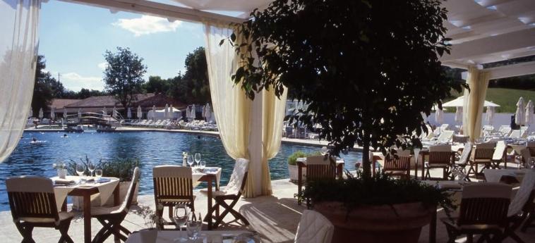 Hotel Terme Di Saturnia Spa & Golf Resort: Outdoor Swimmingpool SATURNIA - GROSSETO