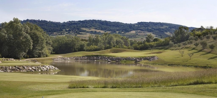 Hotel Terme Di Saturnia Spa & Golf Resort: Sorroundings SATURNIA - GROSSETO