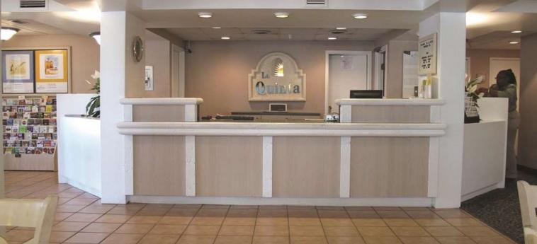 Hotel La Quinta Inn Savannah I-95: Lobby SAVANNAH (GA)