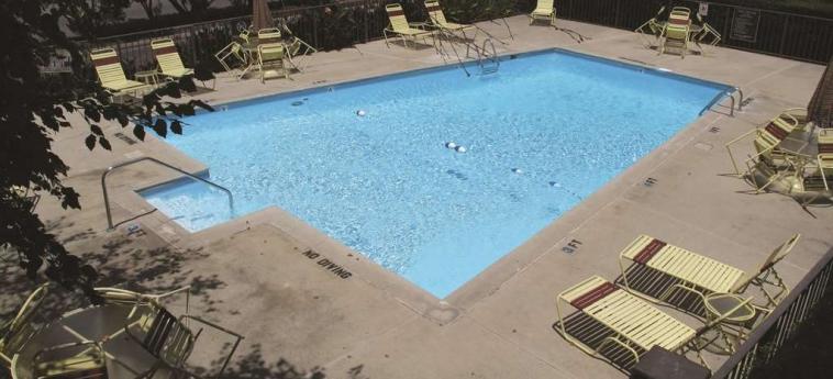 Hotel La Quinta Inn Savannah I-95: Swimming Pool SAVANNAH (GA)