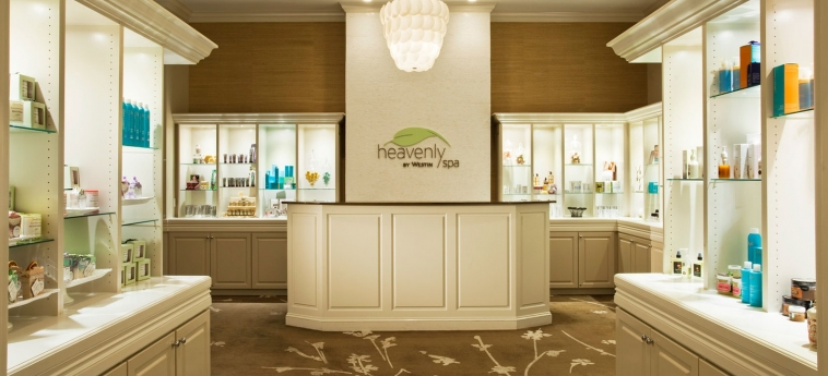 Hotel The Westin Savannah Harbor Golf Resort & Spa : Beauty Center SAVANNAH (GA)