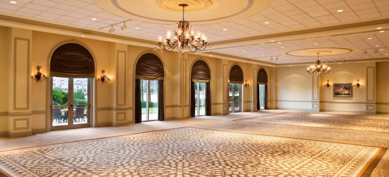 Hotel The Westin Savannah Harbor Golf Resort & Spa : Ceremony Room SAVANNAH (GA)