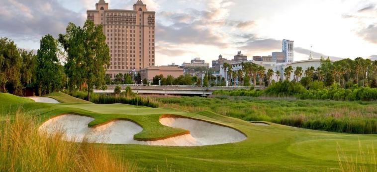 Hotel The Westin Savannah Harbor Golf Resort & Spa : Golf Course SAVANNAH (GA)
