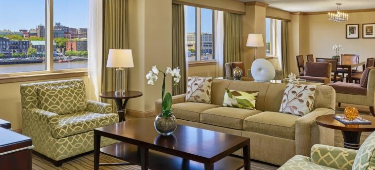 Hotel The Westin Savannah Harbor Golf Resort & Spa : Imperial Suite SAVANNAH (GA)