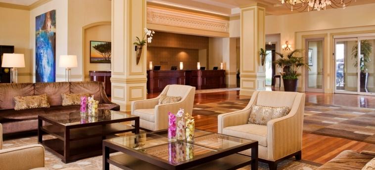Hotel The Westin Savannah Harbor Golf Resort & Spa : Lobby SAVANNAH (GA)