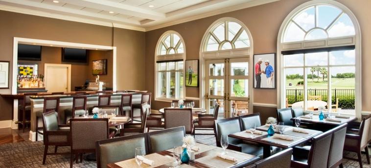 Hotel The Westin Savannah Harbor Golf Resort & Spa : Lounge Bar SAVANNAH (GA)