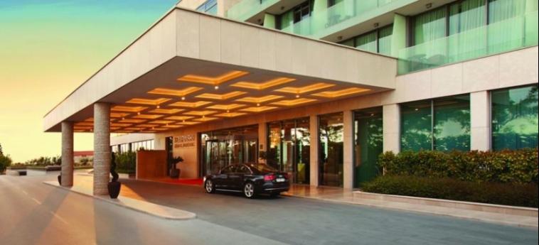 Hotel Kempinski Adriatic: Extérieur SAVUDRIJA - ISTRIE