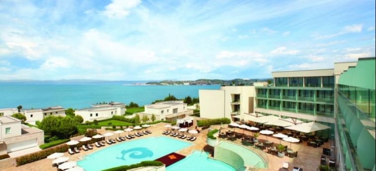 Hotel Kempinski Adriatic: Exterieur SAVUDRIJA - ISTRIE