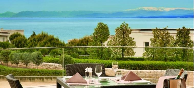 Hotel Kempinski Adriatic: Restaurant Panoramique SAVUDRIJA - ISTRIE