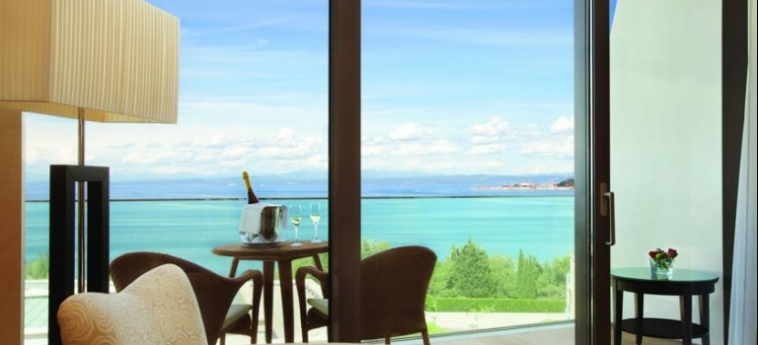 Hotel Kempinski Adriatic: Aussicht SAVUDRIJA - ISTRIEN