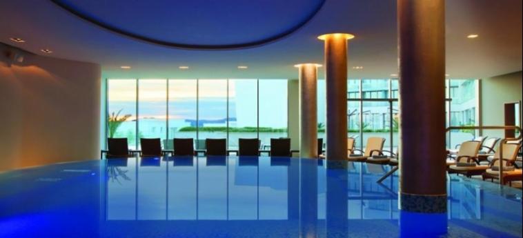 Hotel Kempinski Adriatic: Innenschwimmbad SAVUDRIJA - ISTRIEN