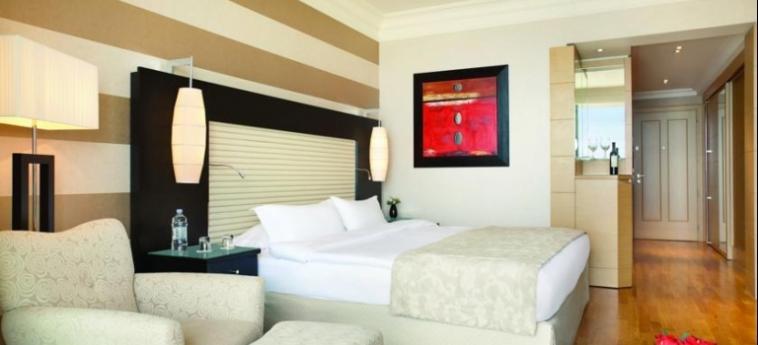 Hotel Kempinski Adriatic: Schlafzimmer SAVUDRIJA - ISTRIEN