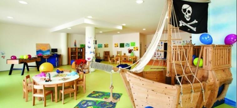 Hotel Kempinski Adriatic: Spielzimmer SAVUDRIJA - ISTRIEN