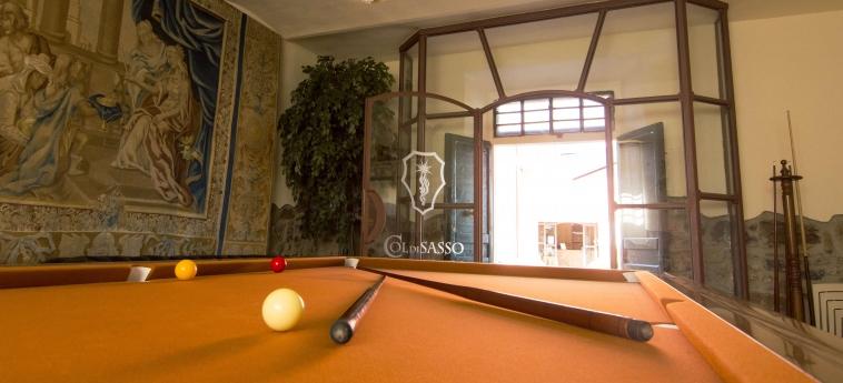Hotel Tenuta Col Di Sasso: Billiards SCARLINO - GROSSETO