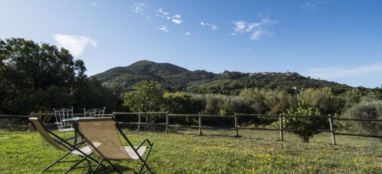 Hotel Tenuta Col Di Sasso: Landscape SCARLINO - GROSSETO