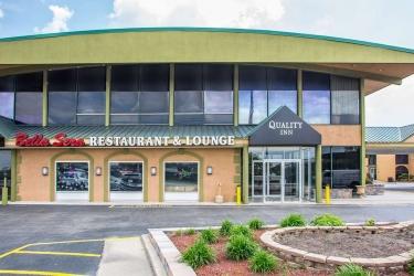 Hotel Quality Inn O'hare: Extérieur SCHILLER PARK (IL)
