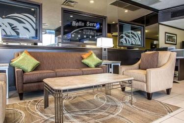 Hotel Quality Inn O'hare: Lobby SCHILLER PARK (IL)