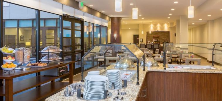 Hotel Staybridge Suites Seattle - Fremont: Comida SEATTLE (WA)