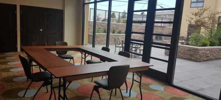 Hotel Staybridge Suites Seattle - Fremont: Instalaciones para reuniones SEATTLE (WA)