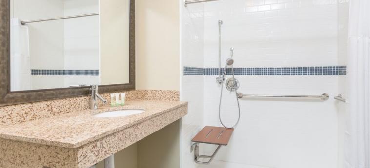 Hotel Staybridge Suites Seattle - Fremont: Chanbre SEATTLE (WA)