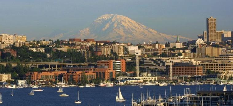 Hotel Staybridge Suites Seattle - Fremont: Extérieur SEATTLE (WA)