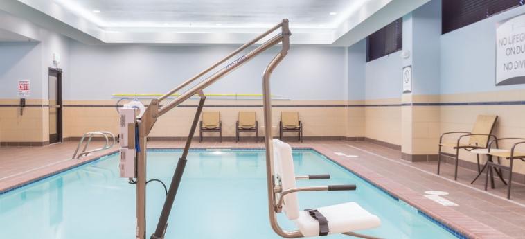 Hotel Staybridge Suites Seattle - Fremont: Piscine chauffée SEATTLE (WA)