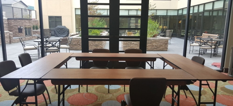 Hotel Staybridge Suites Seattle - Fremont: Salle meeting SEATTLE (WA)