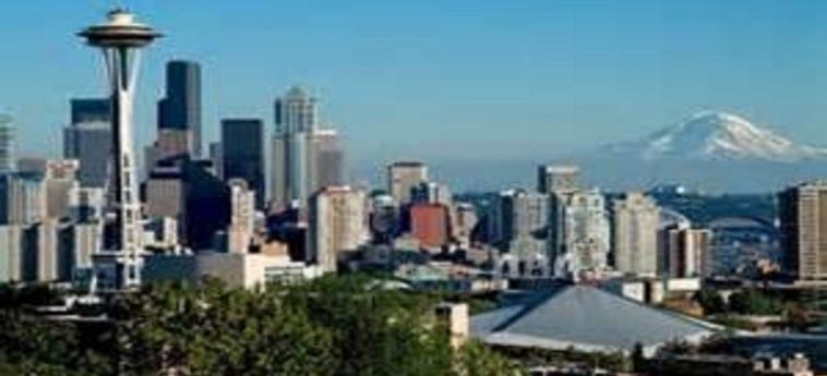 Hotel Staybridge Suites Seattle - Fremont: Außen SEATTLE (WA)