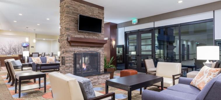 Hotel Staybridge Suites Seattle - Fremont: Lobby SEATTLE (WA)