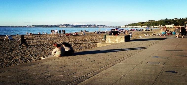 Hotel Staybridge Suites Seattle - Fremont: Beach SEATTLE (WA)