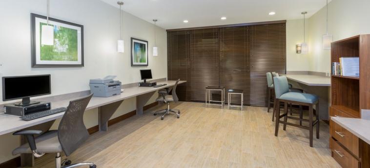 Hotel Staybridge Suites Seattle - Fremont: Business Centre SEATTLE (WA)