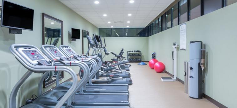 Hotel Staybridge Suites Seattle - Fremont: Fitness facility SEATTLE (WA)