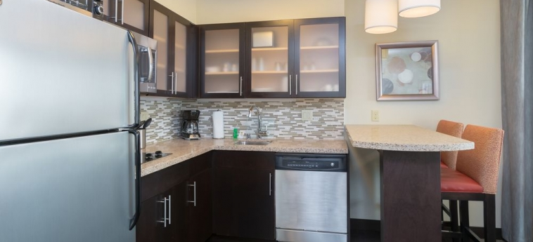 Hotel Staybridge Suites Seattle - Fremont: Guestroom SEATTLE (WA)