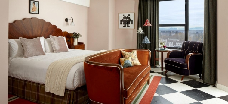Hotel Graduate Seattle: Doppelzimmer  SEATTLE (WA)