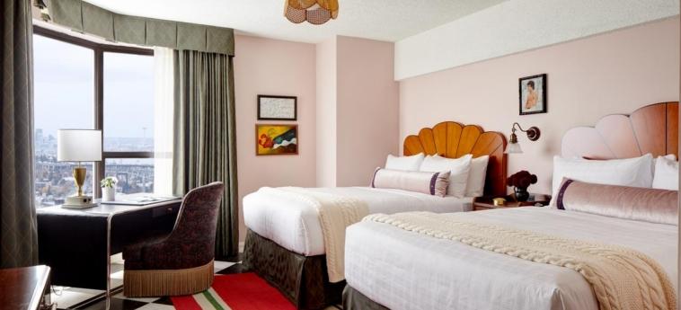 Hotel Graduate Seattle: Twin Room SEATTLE (WA)