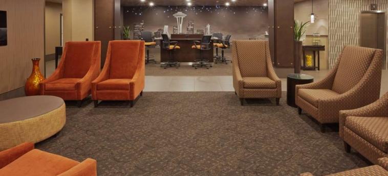 Hotel La Quinta Inn & Suites Seattle Downtown: Business Centre SEATTLE (WA)