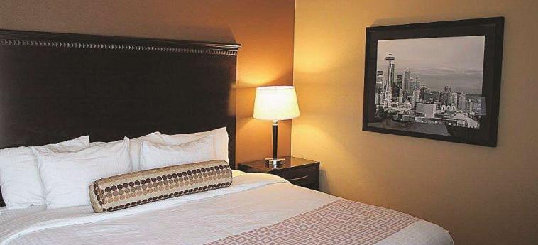 Hotel La Quinta Inn & Suites Seattle Downtown: Habitación de huéspedes SEATTLE (WA)