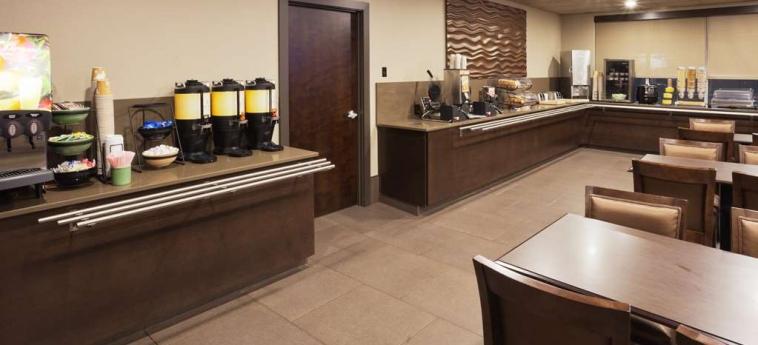 Hotel La Quinta Inn & Suites Seattle Downtown: Restaurante SEATTLE (WA)