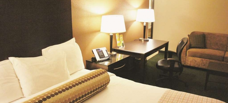 Hotel La Quinta Inn & Suites Seattle Downtown: Camera degli ospiti SEATTLE (WA)