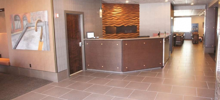 Hotel La Quinta Inn & Suites Seattle Downtown: Lobby SEATTLE (WA)