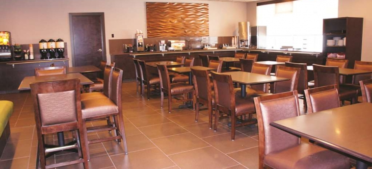Hotel La Quinta Inn & Suites Seattle Downtown: Ristorante SEATTLE (WA)