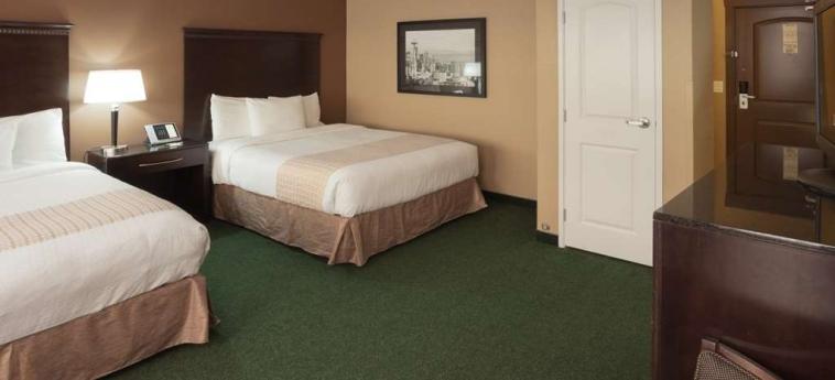 Hotel La Quinta Inn & Suites Seattle Downtown: Gastzimmer Blick SEATTLE (WA)