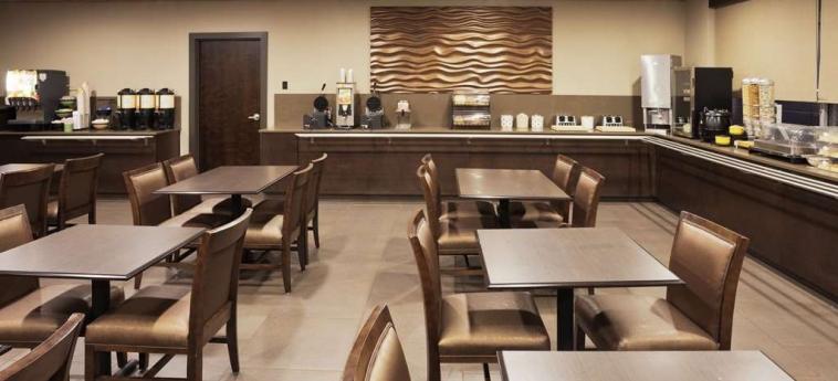 Hotel La Quinta Inn & Suites Seattle Downtown: Restaurant SEATTLE (WA)