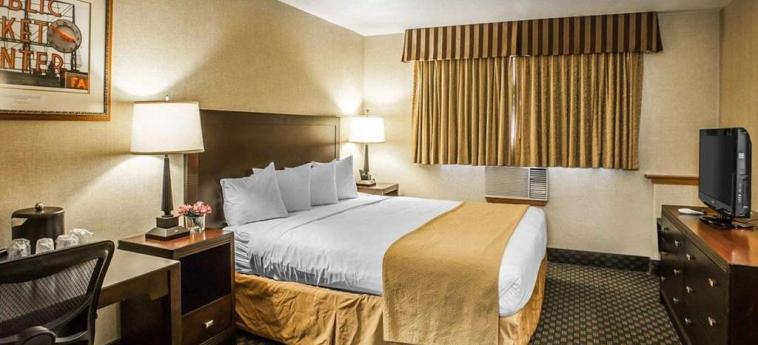Hotel Quality Inn & Suites Seattle Center: Dettaglio dell'hotel SEATTLE (WA)