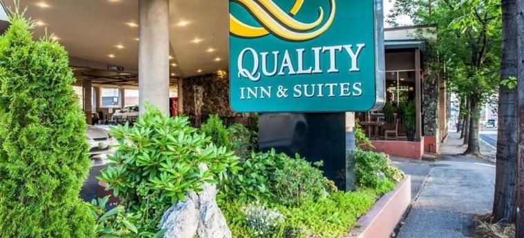 Hotel Quality Inn & Suites Seattle Center: Esterno SEATTLE (WA)