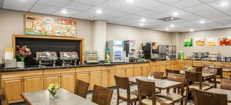 Hotel Quality Inn & Suites Seattle Center: Ristorante SEATTLE (WA)