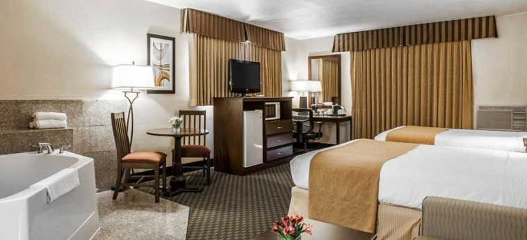 Hotel Quality Inn & Suites Seattle Center: Guestroom SEATTLE (WA)