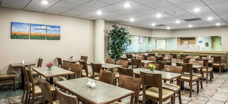 Hotel Quality Inn & Suites Seattle Center: Restaurant SEATTLE (WA)
